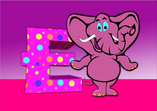 Blog elephant lettre