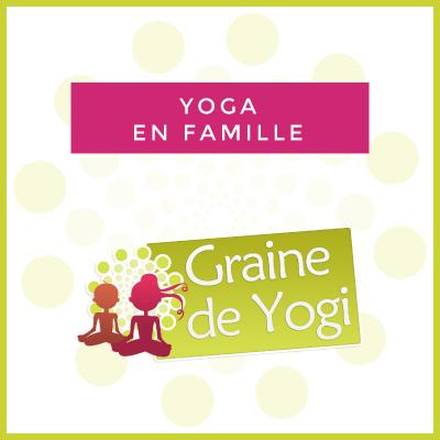 Séances de yoga en famille avec Catherine Blondiau